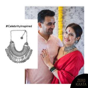 Elegant and classy like Sagrakia Ghatke