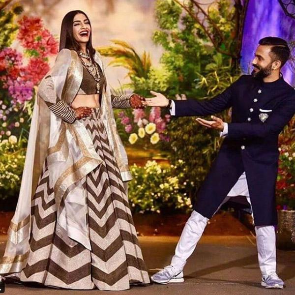 Everything you need to know about Sonam's Wedding Looks #sonamkishadi 6