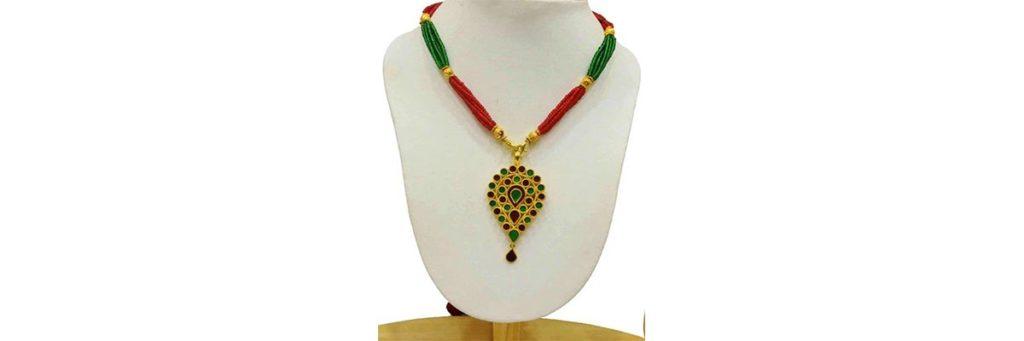 Traditional Jewellery of Assam-dug-dugi