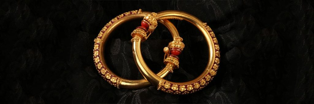Traditional Jewellery of West Bengal-kaanbala