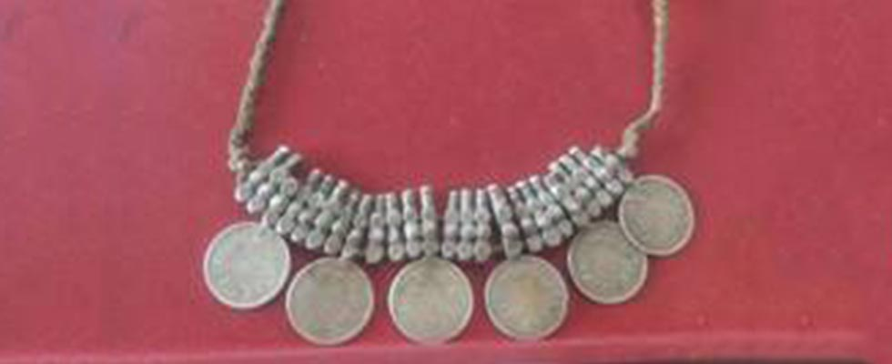 Traditional jewellery of Uttrakhand-sikka-mala