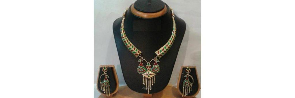 Traditional Jewellery of Assam-loka-paro