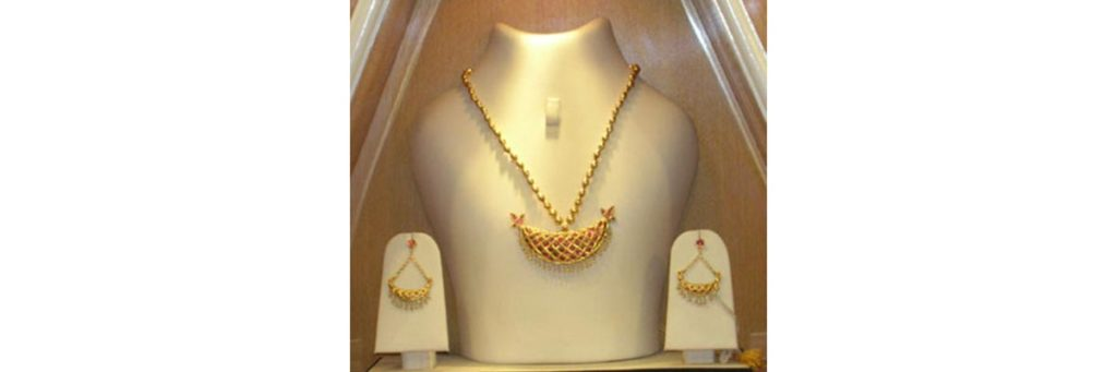Traditional Jewellery of Assam-jonbiri