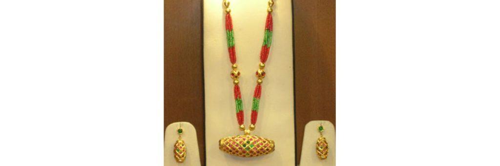 Traditional Jewellery of Assam=jonbiri