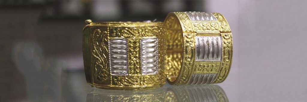 Traditional Jewellery of Assam-gam-kharu