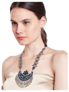 Mid Summer Silver Traditional Fashion necklace