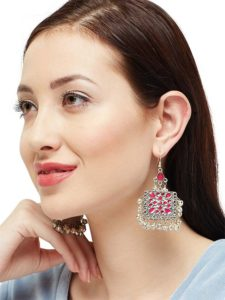 Royal Romance Chandbali Earrings
