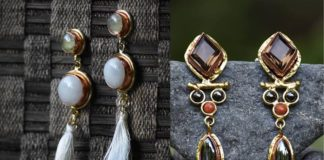 5 Alluring Semi Precious Earrings to invest in this summer!