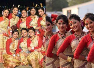 Assam jewellery and attire