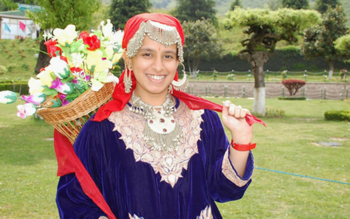 Traditional Jewellery of Jammu and Kashmir