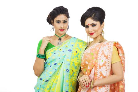 Traditional Attire and Jewellery of West Bengal