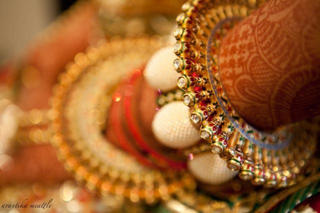 Traditional jewellery of Rajasthan-bangadi
