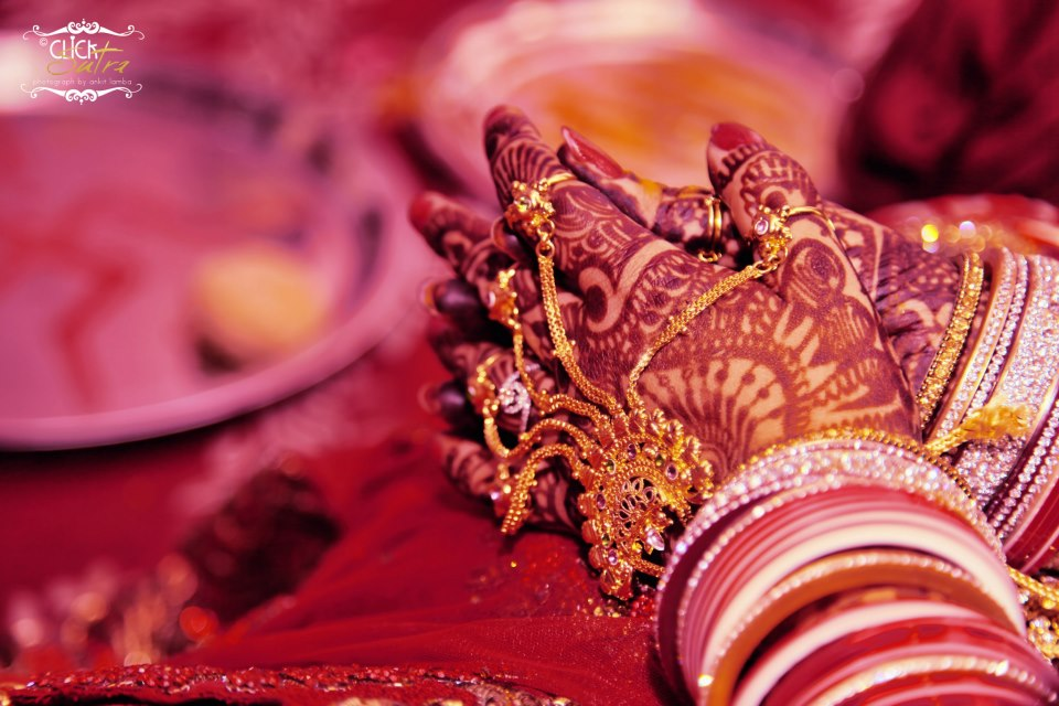 Traditional jewellery of Rajasthan-haathphool