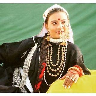 Traditional jewellery of Uttrakhand-kamarbandh