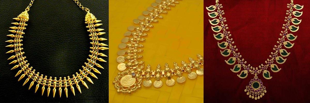 Traditional Jewellery of Kerala