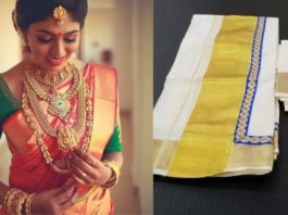 kerala jewellery and attire