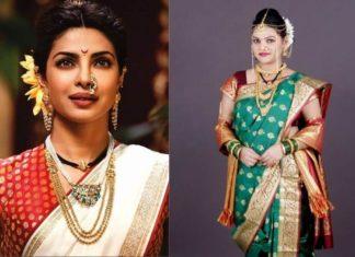 Maharashtrian Jewellery and attire
