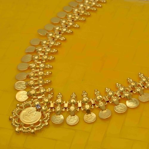 Traditional Jewellery of Kerala-Kasu Mala