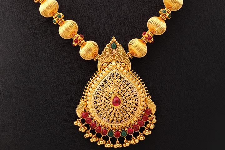Traditional Jewellery of Kerala-Pathakam