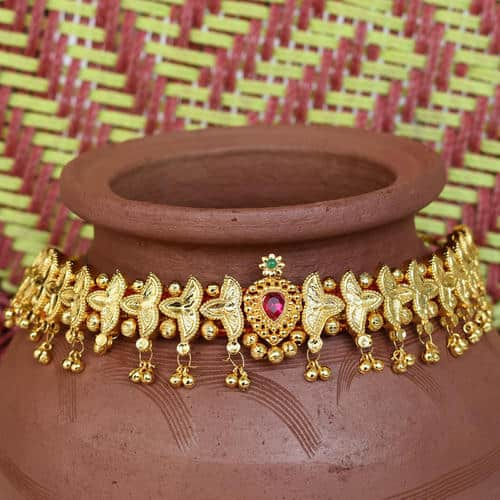Traditional Jewellery of Maharashtra-belapan