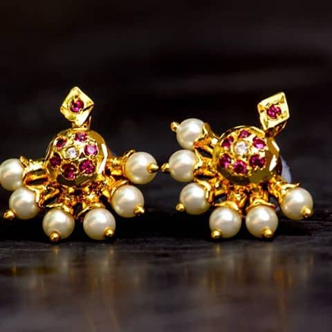 Traditional Jewellery of Maharashtra-kudya