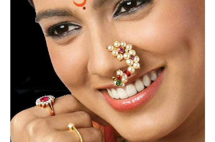 Traditional Jewellery of Maharashtra-nath