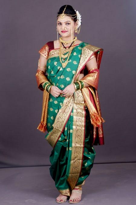 Traditional Attire and Jewellery of Maharashtra