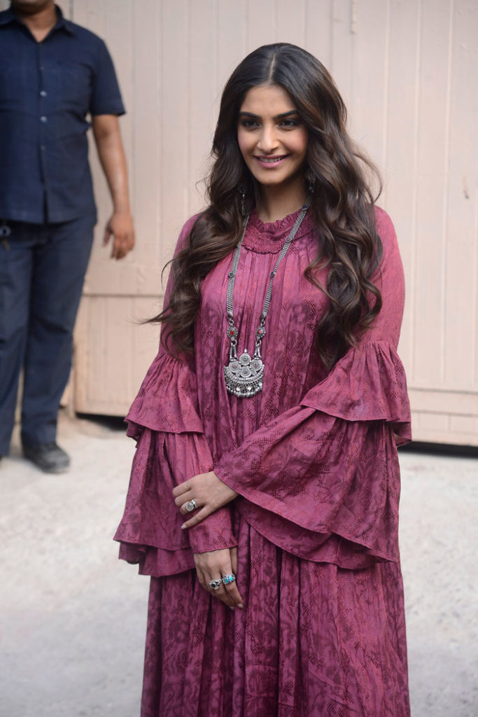 Sonam Kapoor Ahuja Jewellery Trends