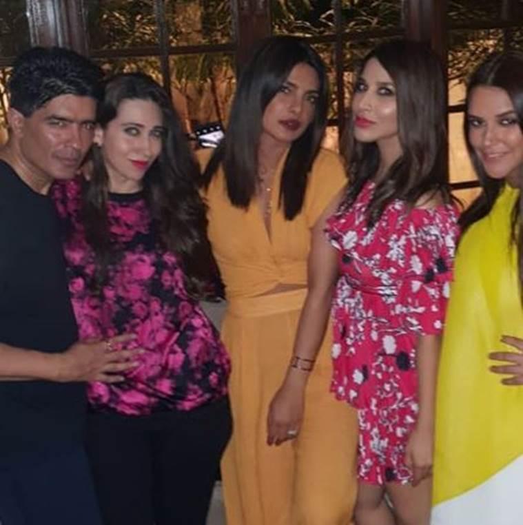 Priyanka Chopra Engaged
