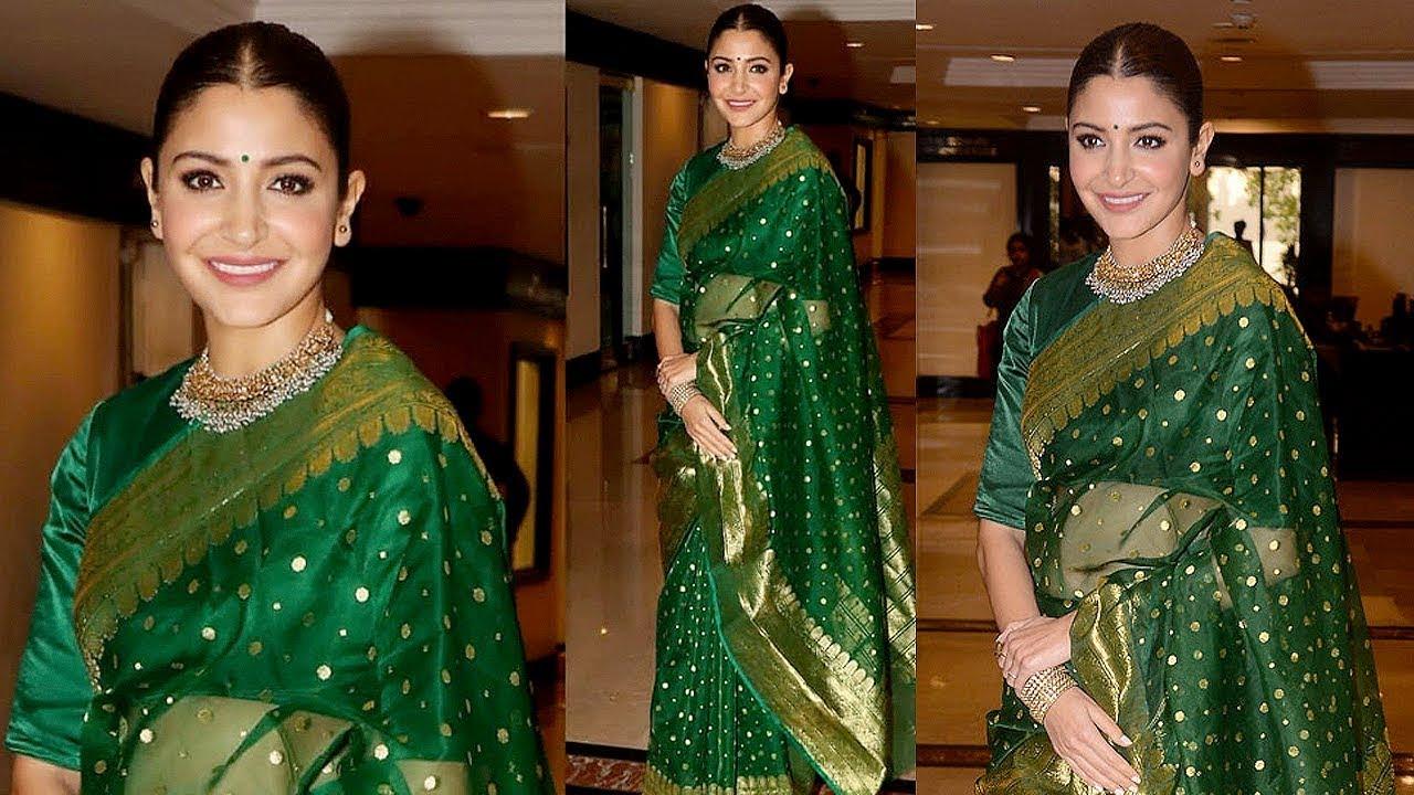 Anushka Sharma for Priyadarshini Awards