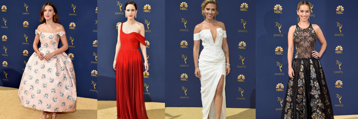 The Standout looks of Emmy Awards 2018