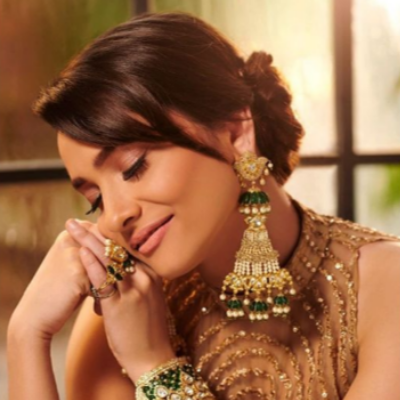"Ankita Lokhande develops a ""PAVITRA RISHTA"" with her jewellery in this latest photoshoot!"
