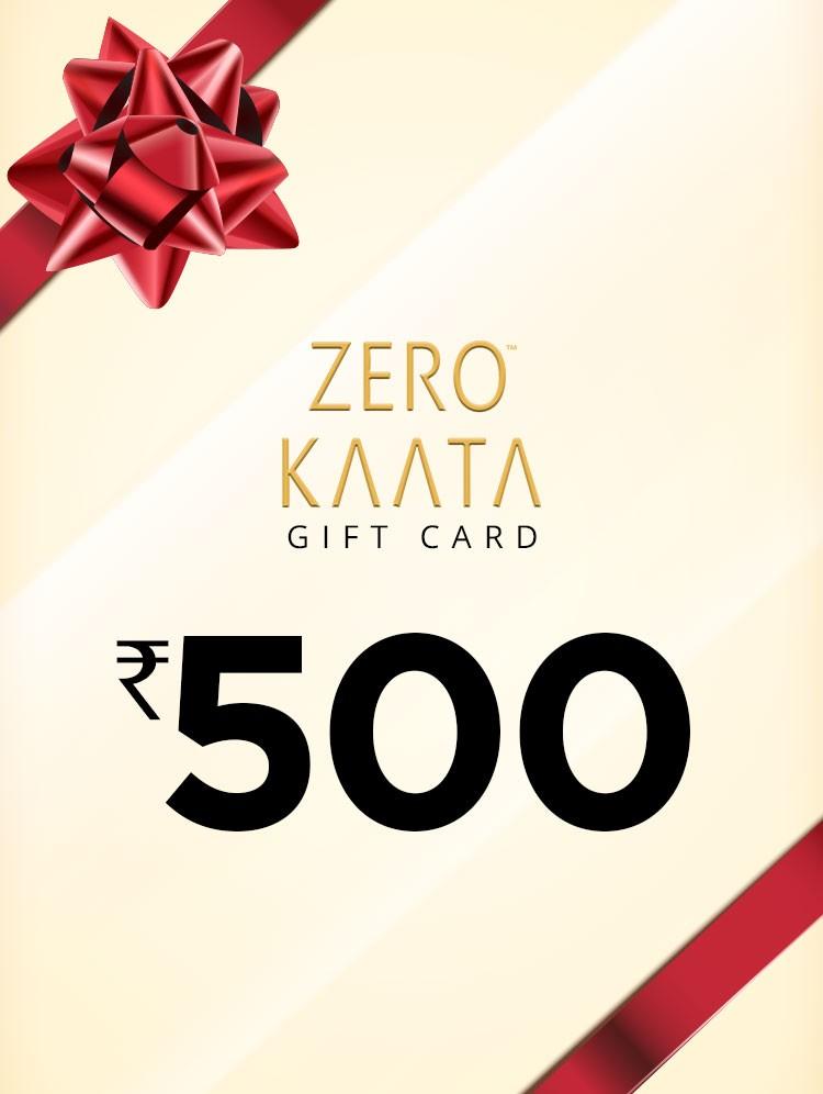 Gift Cards by ZeroKaata