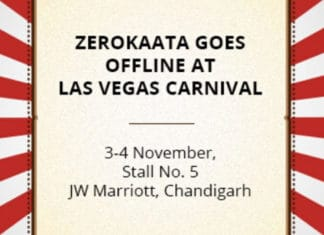 ZeroKaata Goes Offline at Las Vegas Carnival, Chandigarh