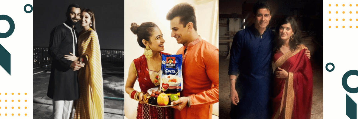 5 Actresses who celebrated their first Karva Chauth