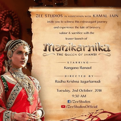 Here's what we loved the most in Manikarnika's trailer!