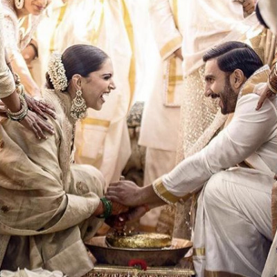 From Nandi Pooja to Wedding ceremony, we have every little glorious detail from #DeepVeerKiShadi