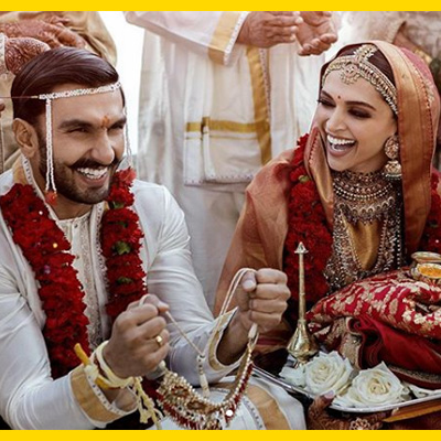 Bajirao ne mastani se shadi ki hai: DeepVeer's Wedding Pictures are just too cute to handle