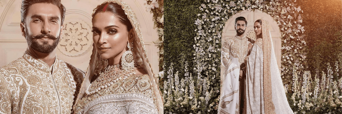 Winning in twinning (again!), Deepika and Ranveer looked royal at their Mumbai reception!