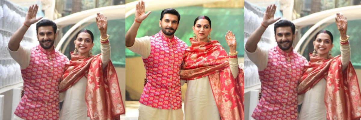 DeepVeer wedding updates: The hottest couple of 2018 is back in Mumbai