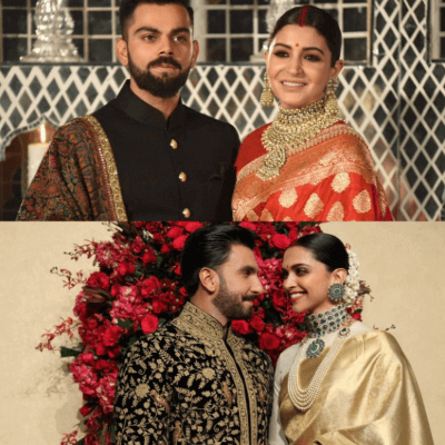 Apart from the same wedding destination, here are 4 similarities between Virushka and DeepVeer Wedding