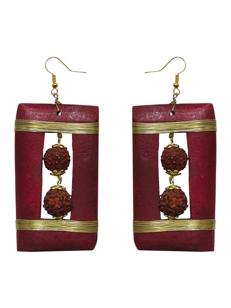Amazing Red Earrings To Flaunt This Valentines Day 1
