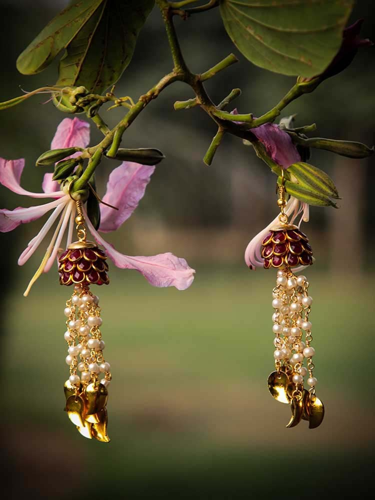 ETHNIC EARRINGS THAT SUIT EVERY FUNCTION TYPE 1