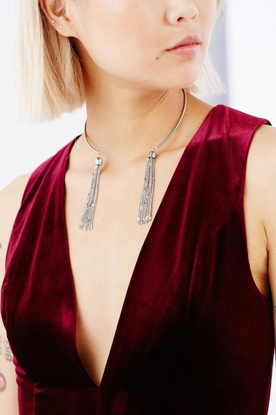 necklace trend