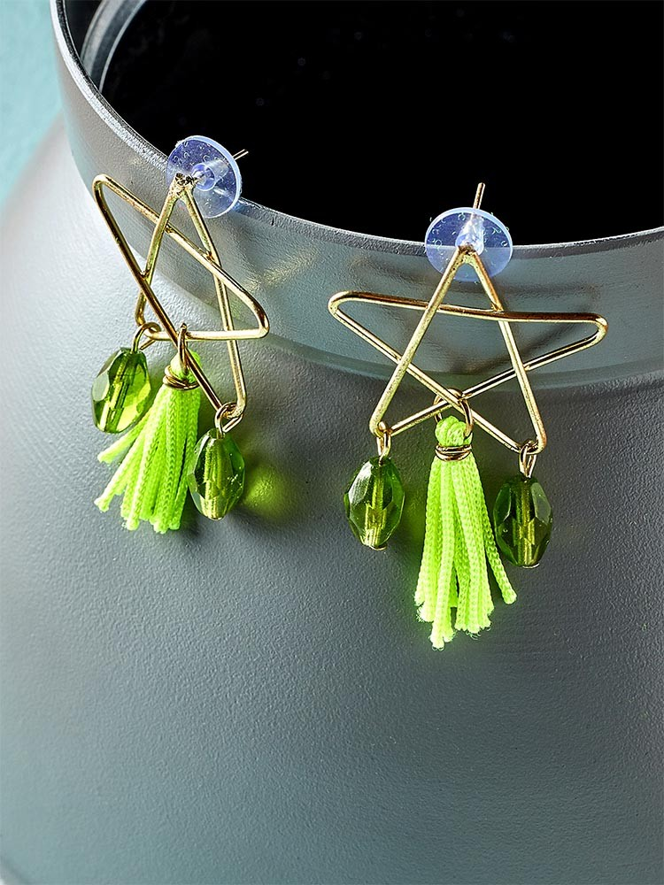 TRENDY TASSEL EARRINGS TO GLAM UP ANY OUTFIT 1