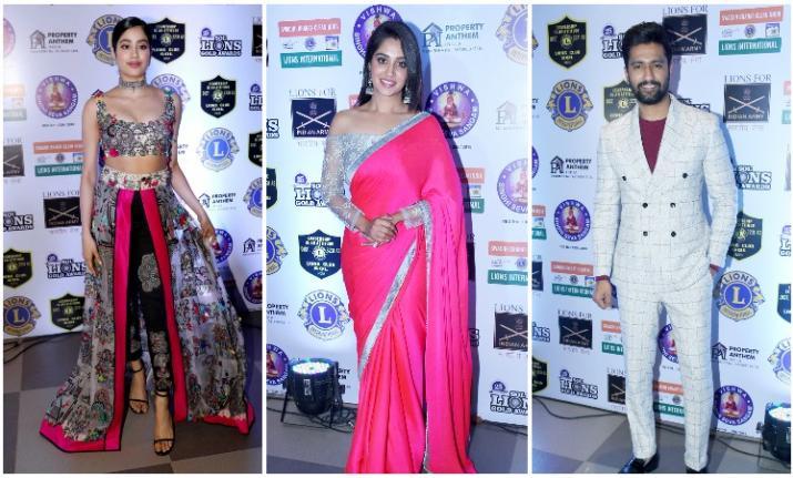 Jahnvi Kapoor Steals Limelight At Lion Awards 1