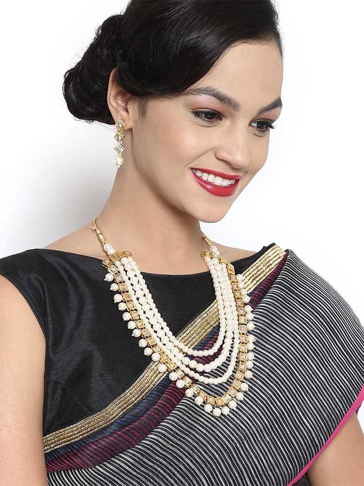 STATEMENT NECKLACES TO SPRUCE UP YOUR SAREE 4