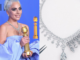 Lady Gaga Wears Unbelievably Expensive Necklace At Golden Globes 2019