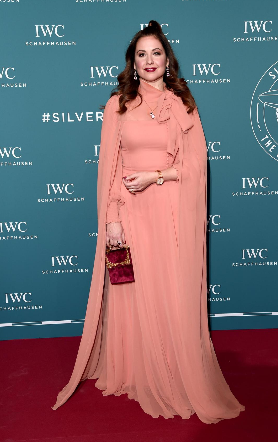 Checkout Celebs That Glittered at Geneva's SIHH 2019 Red Carpet 4