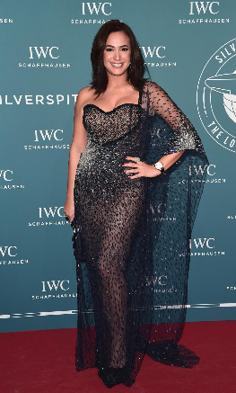 Checkout Celebs That Glittered at Geneva's SIHH 2019 Red Carpet 2
